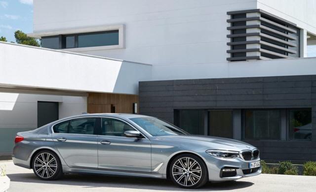BMW 520d M 스포츠패키지 오토리스 핫딜 이벤트!