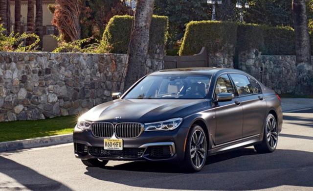 BMW 730Ld 오토리스 핫딜 이벤트!